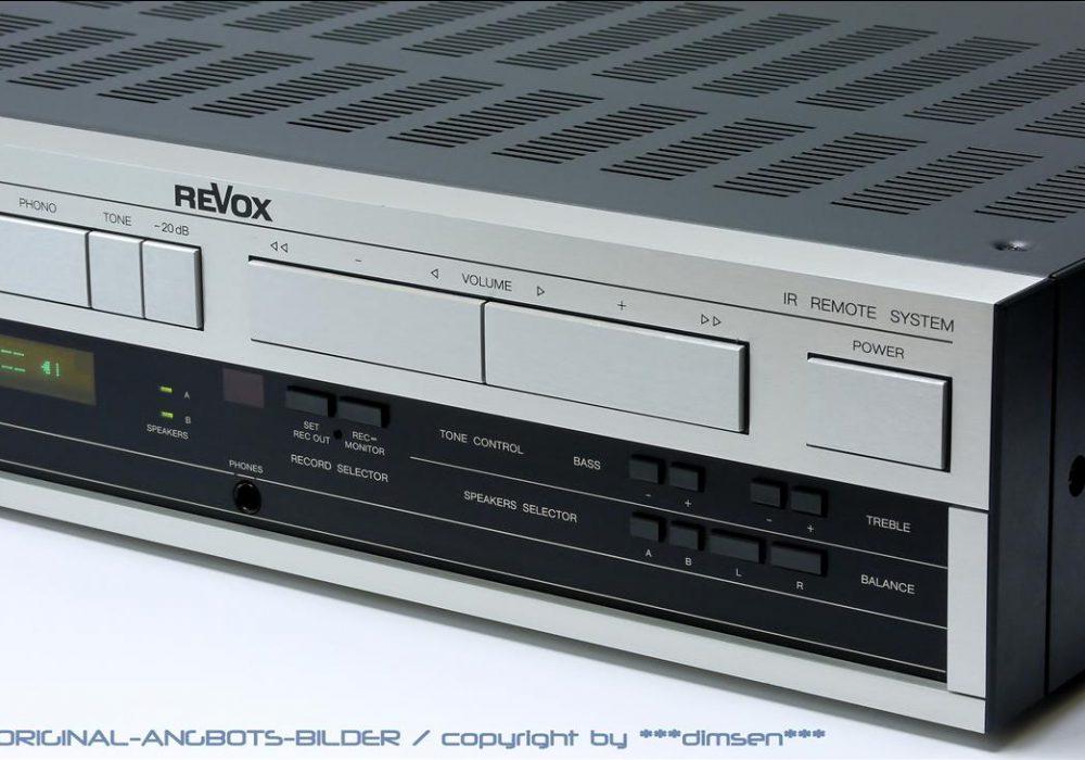 REVOX B150 功率放大器