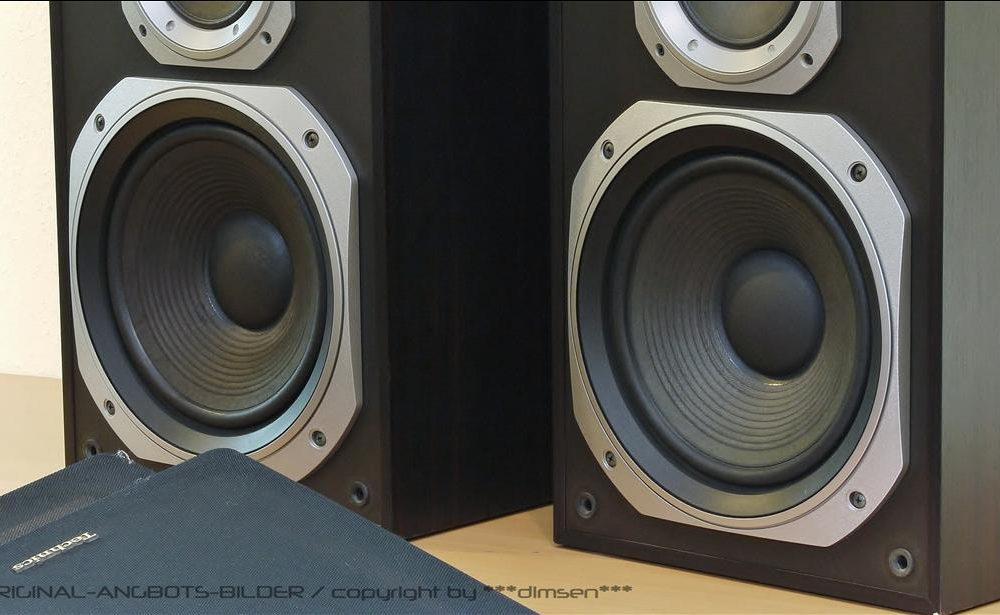 Technics SB-3070 三分频书架音箱
