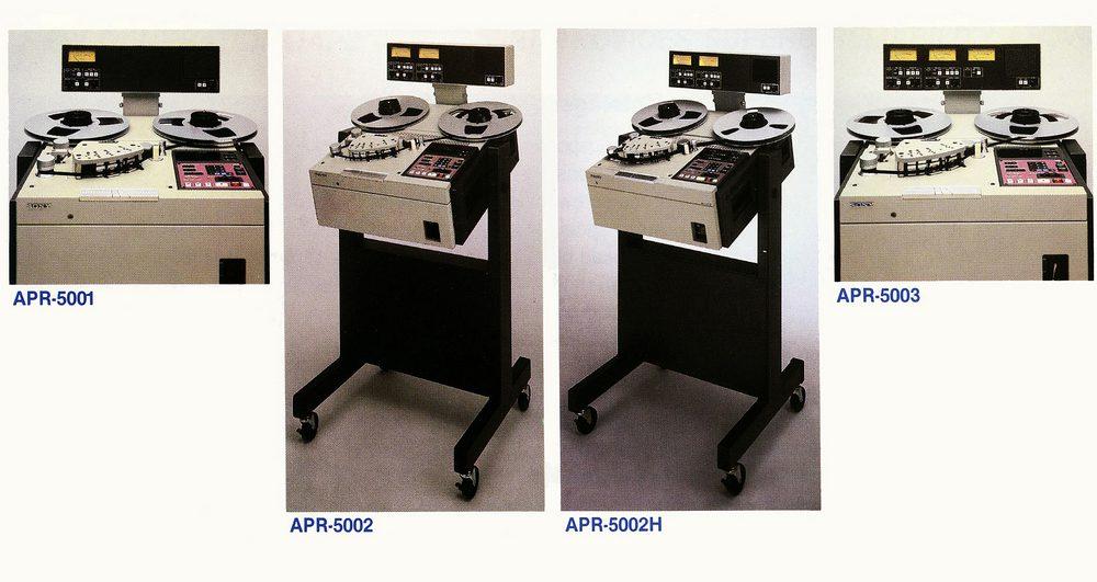 SONY APR-5000 SERIES [Made in U.S.A.]