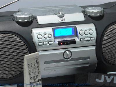 JVC RV-NB10B 户外收录机