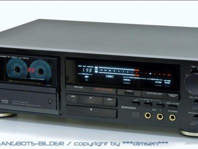 建伍 KENWOOD KX-9010 立体声卡座