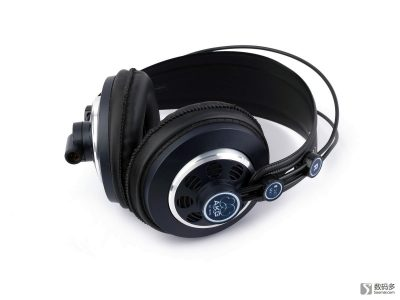 爱科技 AKG K240 MKII 头戴式耳机 图集[Soomal]