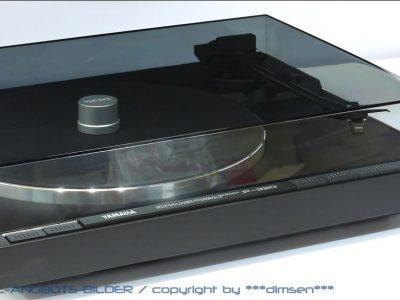 雅马哈 YAMAHA P320 黑胶唱机