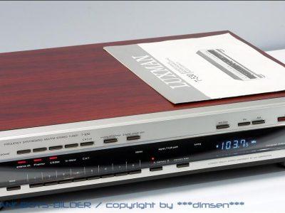 力士 LUXMAN T530 高级数字调谐收音头