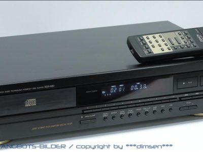 天龙 DENON DCD-860 CD播放机