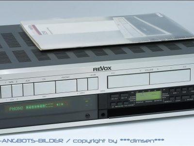 REVOX B250 功率放大器