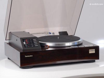 Technics SL-M3 Linear Tracking 黑胶唱机