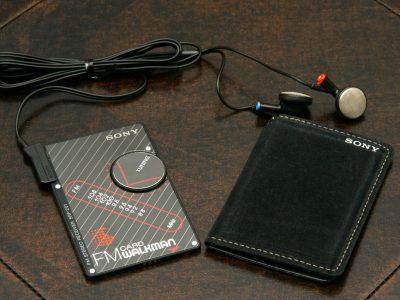 Sony SRF-201 FM Stereo