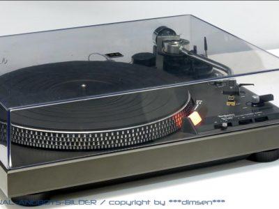 松下 Technics SL-1900 黑胶唱机