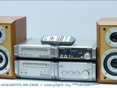 松下 Technics SC-HD55 组合音响