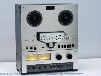 雅佳 AKAI GX-266D 开盘机