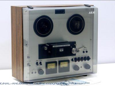 雅佳 AKAI GX-230D 开盘机