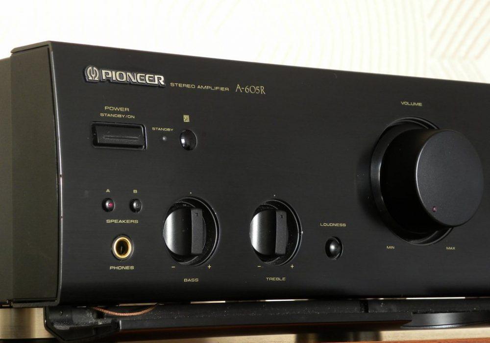 PIONEER A-605R 功率放大器