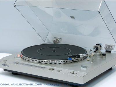 WEGA P550SH 黑胶唱机