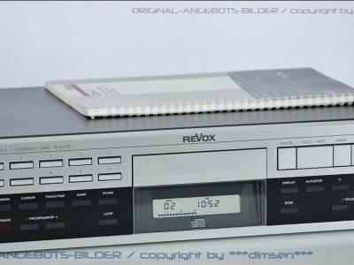 REVOX B226 专业CD机