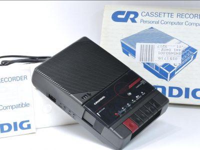 根德 GRUNDIG CR-110 老式录音机 砖头机