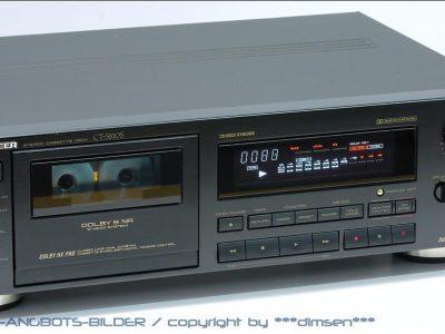 先锋 PIONEER CT-S810S 三磁头卡座