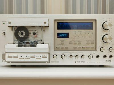 Pioneer CT-F1250 - 3