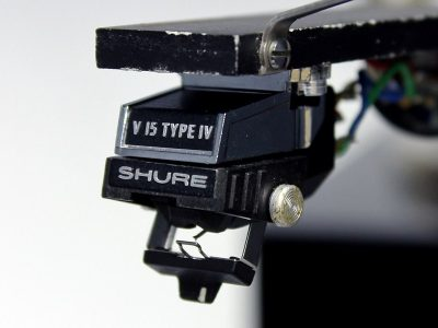 SHURE V15 TYPE IV MM型唱头