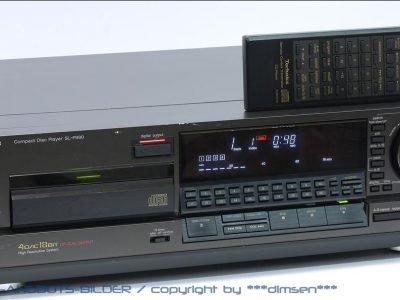 松下 Technics SL-P9990 高级CD播放机