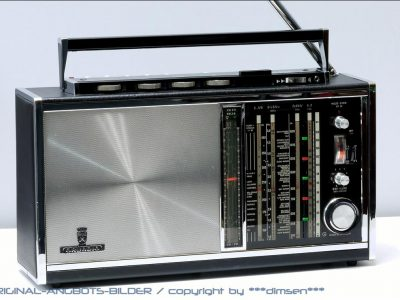 根德 GRUNDIG 6001 收音机