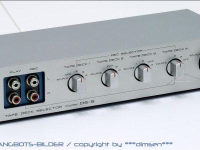 雅佳 AKAI DS-5 卡座信号切换器