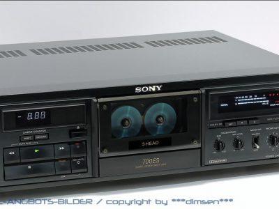 索尼 SONY K700ES 三磁头卡座