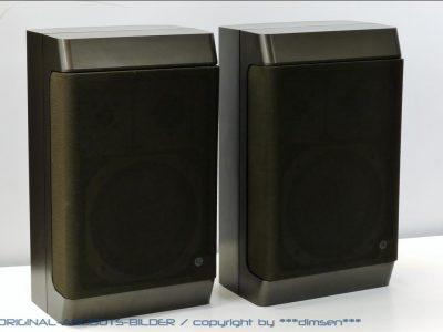 根德 GRUNDIG M600 三分频书架箱