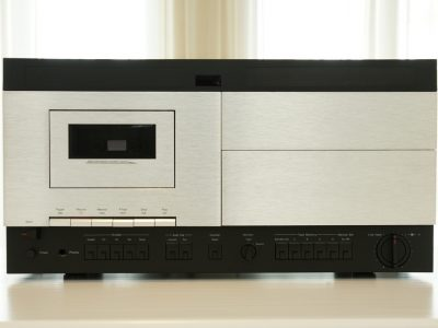 Nakamichi 700-ZXL Computing Cassette Deck