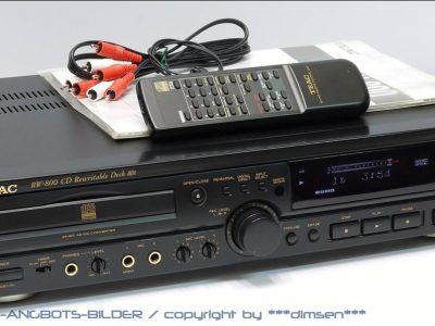 TEAC RW-800 CD录音机