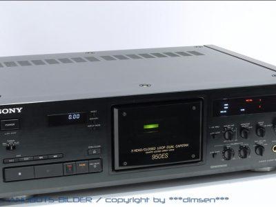 索尼 SONY TC-K950ES 三磁头卡座
