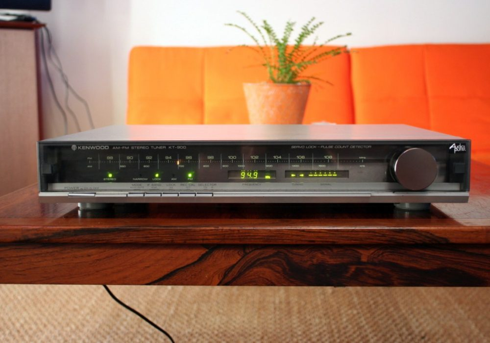 Kenwood KT-900 Tuner 'Audio Purist Series'