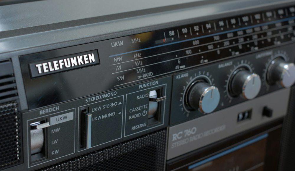 德律风根 TELEFUNKEN RC760 收录机