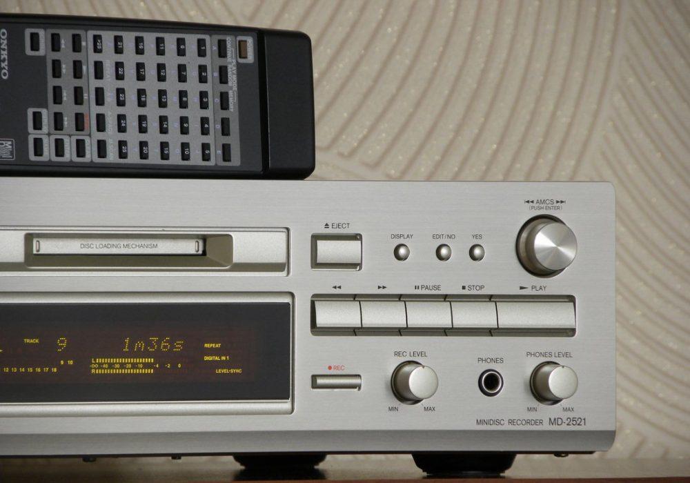 ONKYO MD-2521 MD播放/录音机
