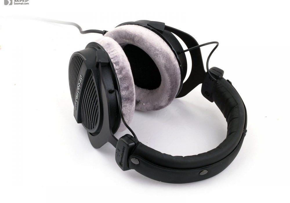 拜亚动力 Beyerdynamic DT990 PRO 头戴式耳机 图集[Soomal]