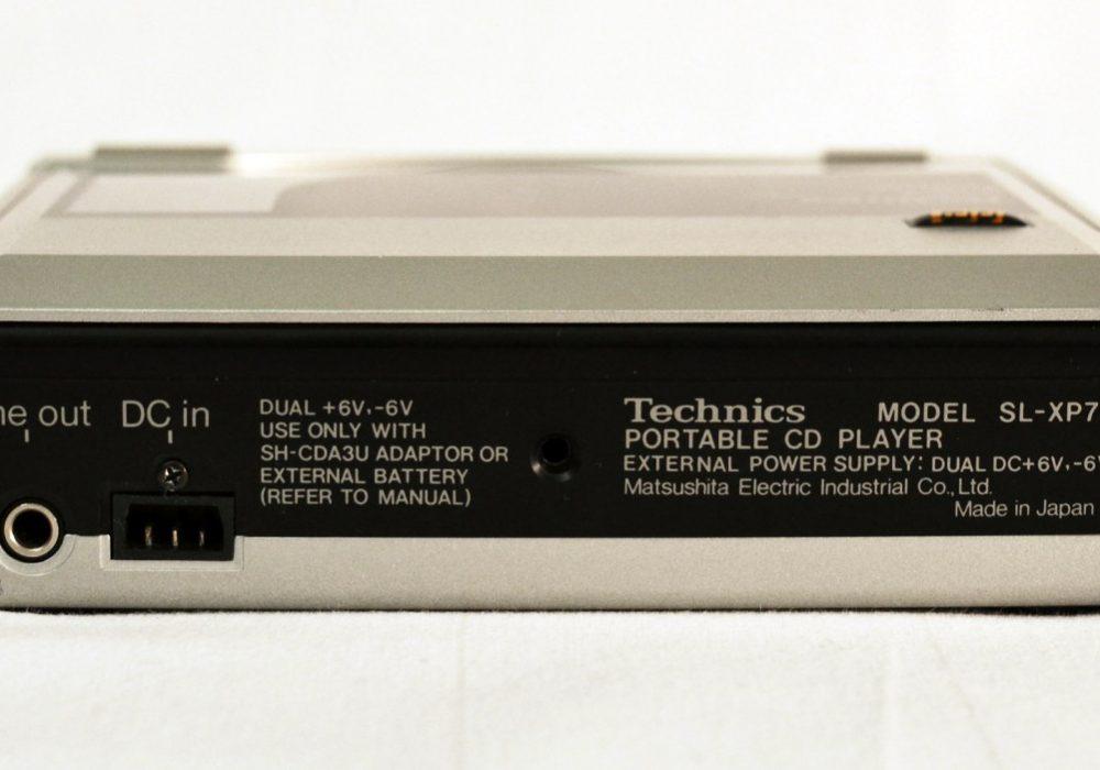 Technics SL-XP7 CD随身听