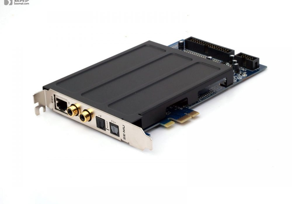 E-MU 1212m PCIe 数字音频系统[声卡] 图集[Soomal]