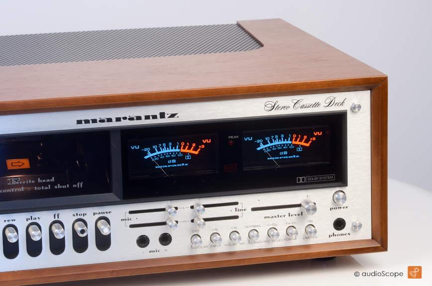 马兰士 Marantz Model 5220 磁带卡座