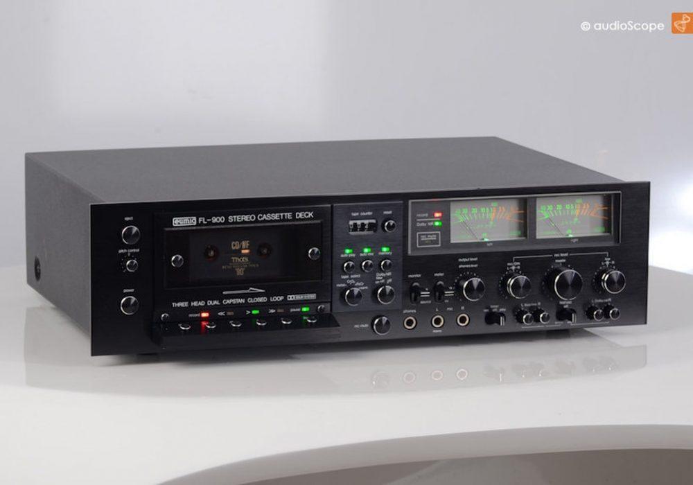 Eumig FL-900 卡座