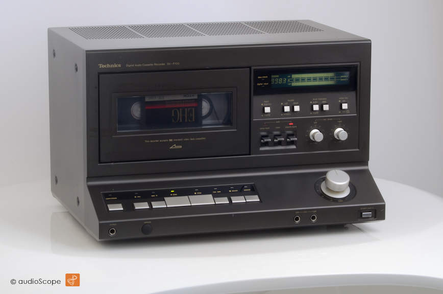 Technics SV-P100 Digital 录音机