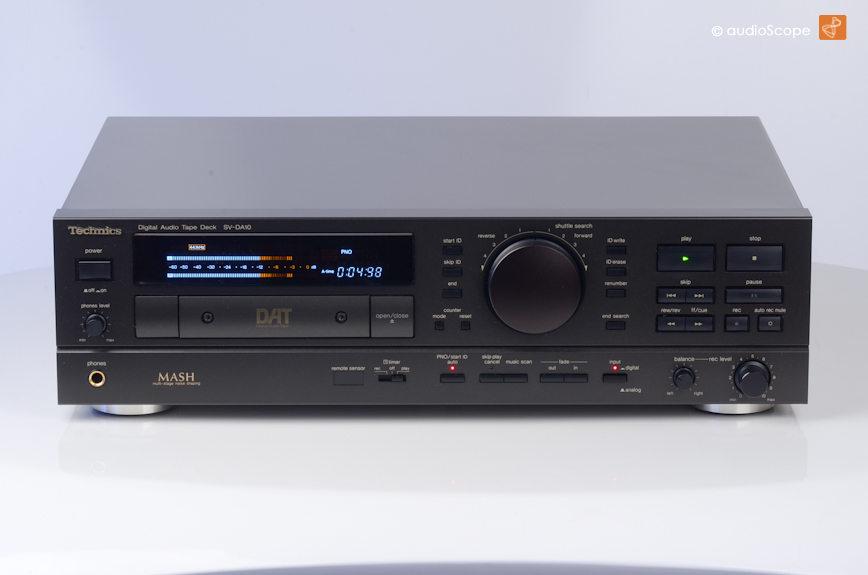Technics SV-DA10 DAT 录音机