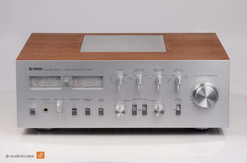 Yamaha CA-2010 Class A Amplifier