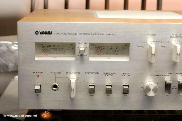 Yamaha CA-1010 Class A Amplifier