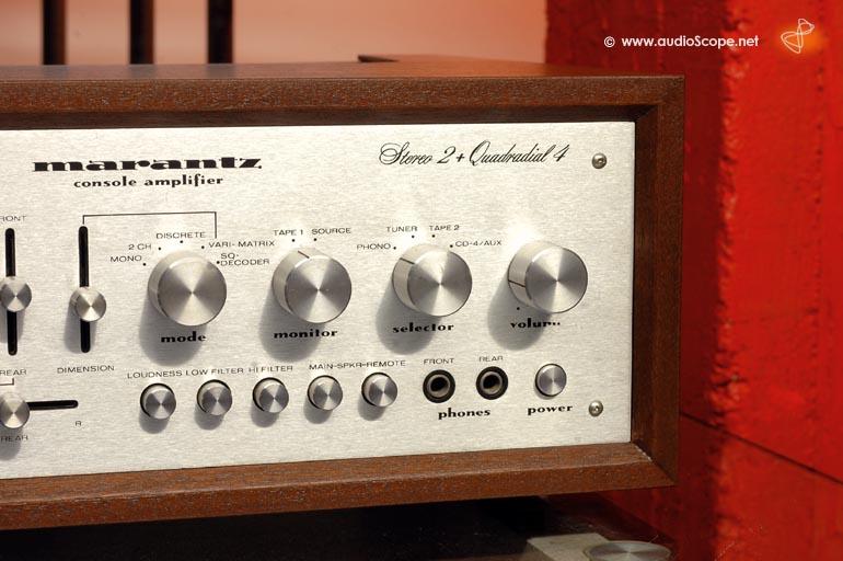 马兰士 Marantz Model 4070 Quadro