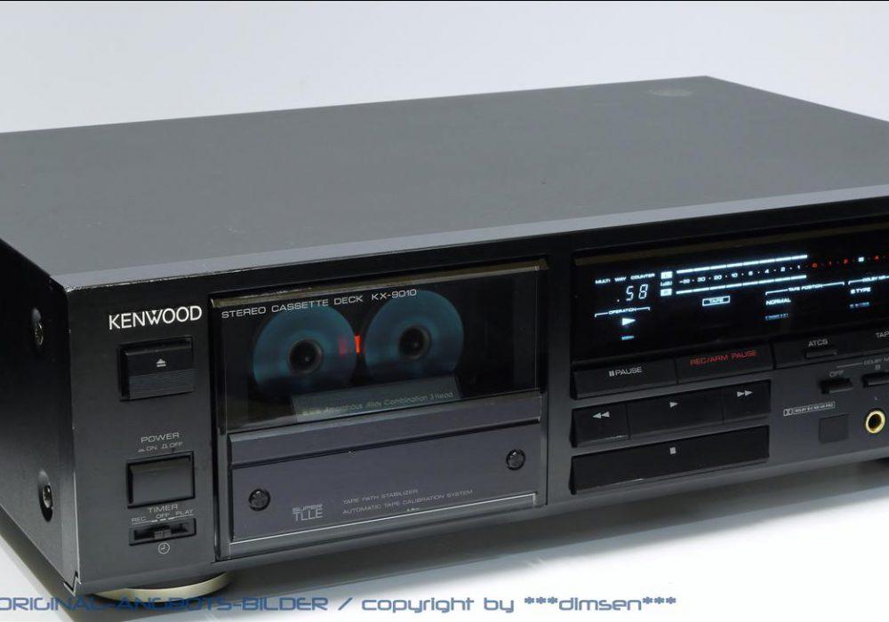 建伍 KENWOOD KX-9010 卡座