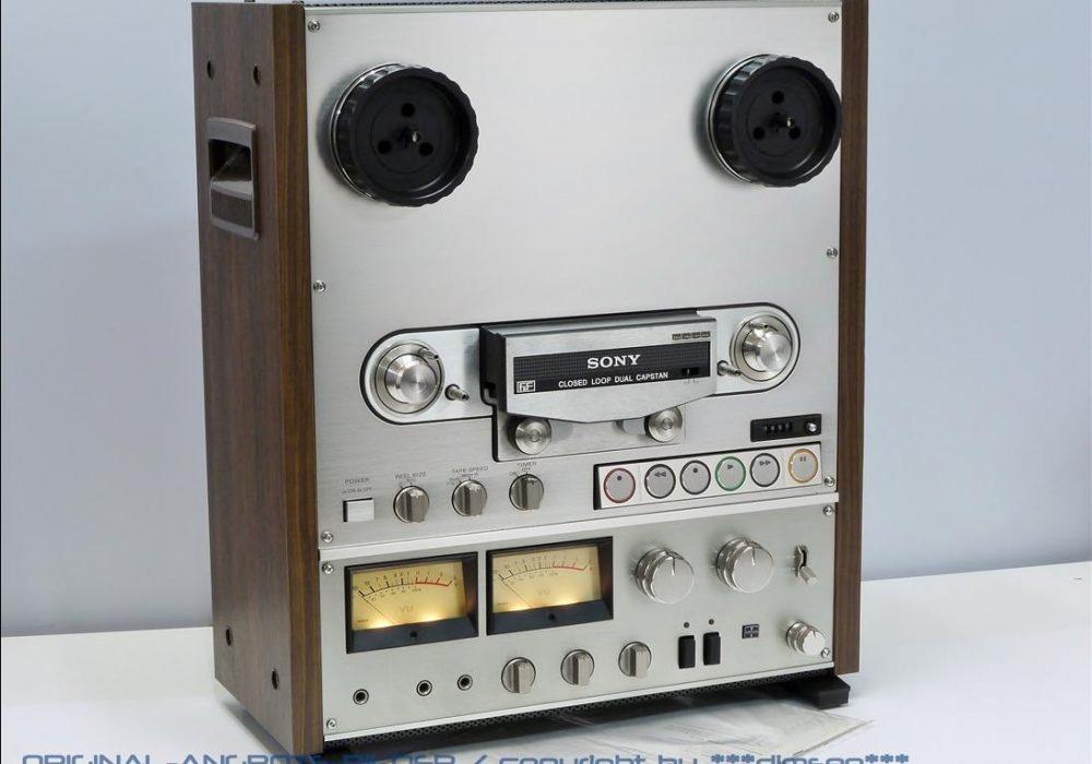 索尼 SONY TC-766-2 开盘机