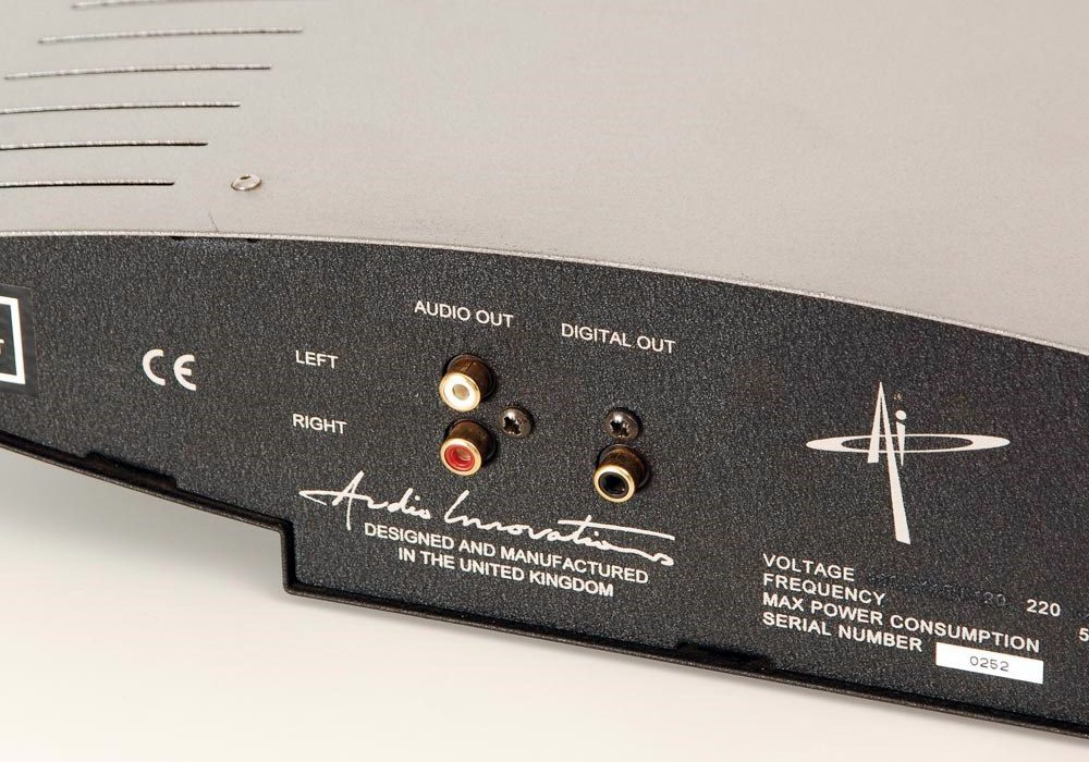 Audio Innovations Alto CD播放机