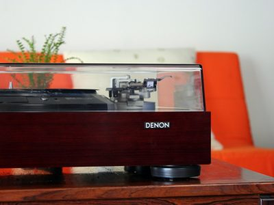 DENON DP-60L Direct Drive 黑胶唱机