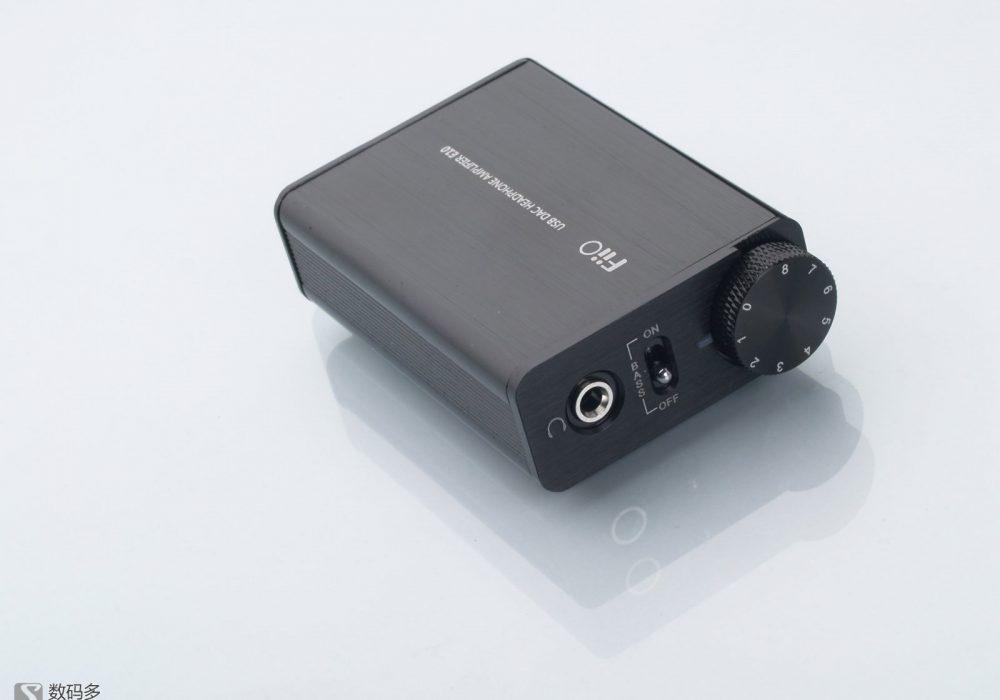 FIIO 飞傲 E10 USB声卡及耳机放大器