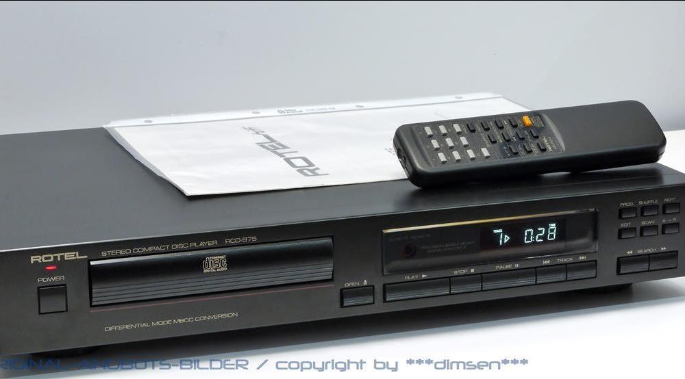 ROTEL RCD-975 CD播放机